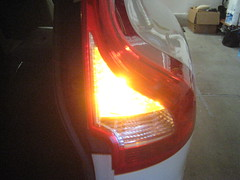 2010-2017 Volvo XC60 Rear Turn Signal Light - Changing Burnt Out Light Bulb (paul79uf) Tags: 2010 2011 2012 2013 2014 2015 2016 2017 volvo xc60 rear turn signal light bulb change changing replace replacing replacement guide howto diy tutorial instructions steps directions service manual owners como hacer cambiar bombilla 1st first generation remove removal lens cover housing assembly bumper wheel well liner burnt out lamp