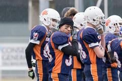 4D3A2899 (marcwalter1501) Tags: minotaure tigres strasbourg footballaméricain football sportdéquipe sport exterieur match nancy