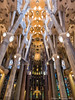 Gaudi's Sagrada Familia, Barcelona (PedroSolitario) Tags: church iglesia sagrada familia barcelona arquitectura achitecture magic art arte temple templo modernismo