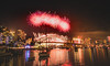 HAPPY NEW YEAR! (gi-moon Kang) Tags: nikon d5300 new year firework sydeny nsw australia harbour bridge river city 2017