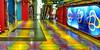 Napoli: Metro Station Università 2 (gerard eder) Tags: metro metrostations subways ubahn metroart karimrashid architecture architektur arquitectura napoli naples neapel campania italia italien italy world travel reise viajes europa europe art
