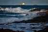 Partículas (juliosabinagolf.) Tags: nikkor nikon d3300 f18 35mm mar mediterráneo cabodepalos comunidadespañola cielo costa paisaje ola agua