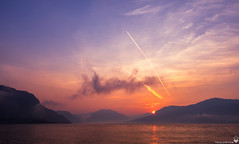 Sunrise (Torjan Haaland) Tags: sunrise soloppgang clouds twilight morgen morning norway norge olympus omd em1 1240mm pro mzuiko zd zuiko f28 fjord fjell mountain mft micro four thirds purple hardanger ålvik aalvik