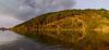 memories of autumn (nickneykov) Tags: nikond7100 tokina1116mm pancharevo sofia bulgaria panorama autumn lake dam mountain