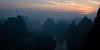 Predawn (GavinZ) Tags: sun sunrise river mountain asia yangshuo lijiang landscape travel 中国 广西