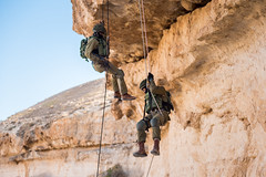 Lotar Monkeys S&R Training (Israel Defense Forces) Tags: idf army soldiers sr reppelling climbing mountain mountains sky ropes military training exercise lotar counterterrorism terrorism unit elite israeldefenseforces israel team teamwork