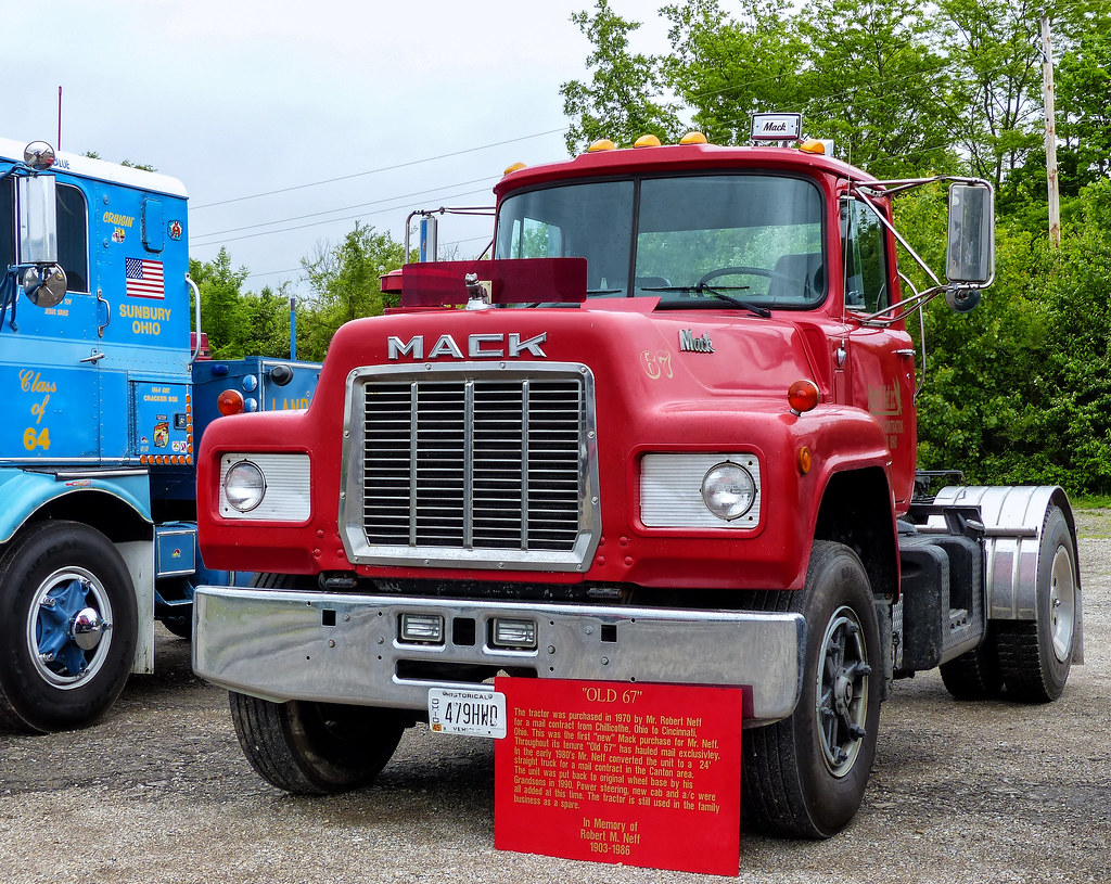 1967 Mack Truck : The world s best photos of aths flickr hive mind