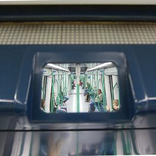2016-11-25   mirror view metro madrid
