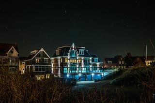Domburg by Night