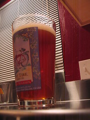 We're Gonna Need A Bigger Glass (seanmasn) Tags: beer austin amber texas ale delicious clone homebrew homebrewing fattire