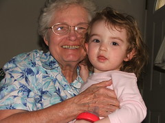 grandma and madelyn