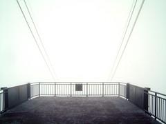 Cablecar, top of Campitello di Fassa (newformula) Tags: travel italy ski fog europe cablecar dolomites campitello campitellodifassa