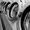 A restless obsession! (OllieD) Tags: bw paris laundrette washingmachines judgmentday54