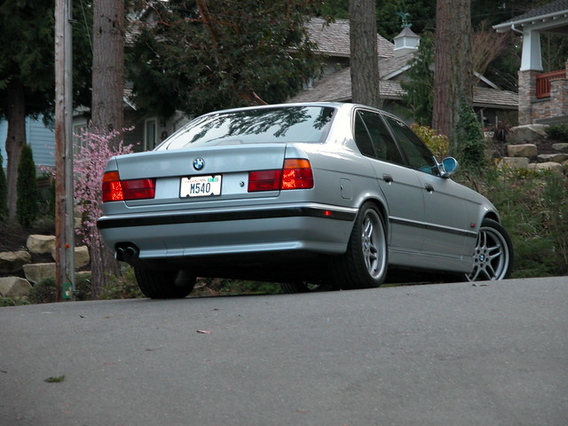 cars bmw 1995 540 540i charliekindel msport m540 m540i