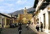 Antigua, Guatemala (avaloncm) Tags: people mountain arch guatemala 123 321 antigua reportcard 1on1 notpicked scoreme 100points 63points posneg lovephotography 1want5