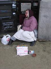 That fat lying waster bitch again (El~Zilcho) Tags: fat bitch lying liar cocksucker begging hopeless