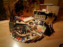 My Toolbox! - by Clair Graubner