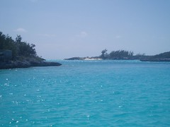 One of the Cays in the Exumas