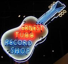 Ernest Tubb Record Shop (SeeMidTN.com (aka Brent)) Tags: neon nashville guitar tennessee neonsign countrymusic recordshop nashvilletn nashvilletennessee ernesttubb tennesseestatemuseum bmok bmoknvsign bmokneon