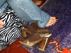 une certaine Monica (pucci.it) Tags: toe nail platform heels