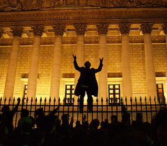 March 31st, 2006 - 21:26: Assemble Nationale (Hughes Lglise-Bataille) Tags: paris france color topf25 topf50 protest photojournalism parliament olympus 2006 demonstration explore topf100 topf200 manifestation cpe e500 topv2000 topv3000 topv4000 topv5000 topv6000 potojournalism topv7000 99words 99wordsrevolution