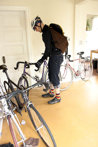 Bikes galore!
