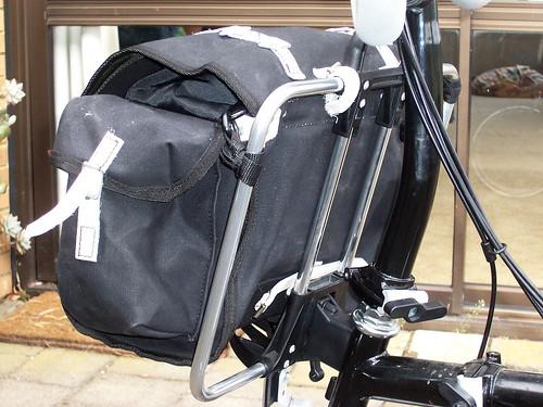 sac carradice adapté au support sac Brompton 128089934_9f8e6da118
