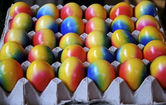 Easter Eggs (billpeterson) Tags: 15fav berlin germany easter spring eggs prenzlauerberg easteregg easter2006 easter06