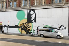 Kensington Resurrection (Dean Ayres) Tags: uk england london easter christ advert kensington resurrection happyeaster sagatiba