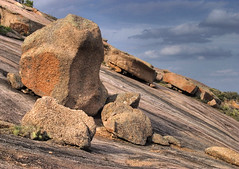 Boulders by cherieb on Flickr