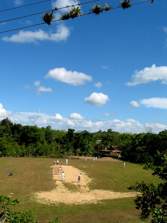 Howsen Village cricket match