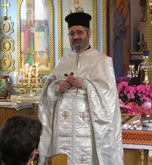 Abouna (phool 4  XC) Tags: people ontario canada kitchener christian waterloo mission priest orthodox orthodoxchristian antiochian christthesaviour kworthodox بيتربروباخر phool4xc