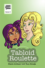 Tabloid Roulette: Issue 2 Cover