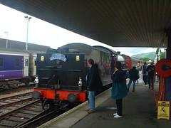 scot2 002 (Matthew Black) Tags: uk greatbritain train scotland europe britishisles unitedkingdom britain steam highland gb inverlochy steamengine fortwilliam steamtrain steamlocomotive invernessshire highlandcouncilarea ph336tq ukrail:station=ftw ons:code=00qt