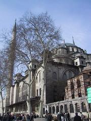 Mehmet Fatih Camii (birdfarm) Tags: turkey türkiye istanbul mosque ottoman İstanbul ottomanarchitecture fatih camii ottomanempire mehmetfatihcamii