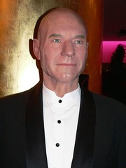 Make it so (mharrsch) Tags: startrek england london waxmuseum captainpicard madametussauds patrickstewart jeanlucpicard mharrsch