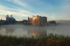 Sunlight (mike matthews) Tags: morning light england colour reflection castle kent bravo searchthebest 99 faves 75 nikonstunninggallery abigfave superaplus aplusphoto