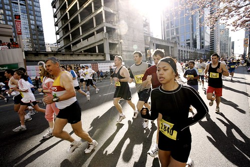 Vancouver Sun Run 2006 by Kris Krug, on Flickr