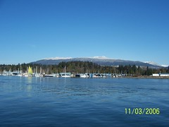 View from Coal Harbour (Carolyn & Phil) Tags: vancouver coalharbour