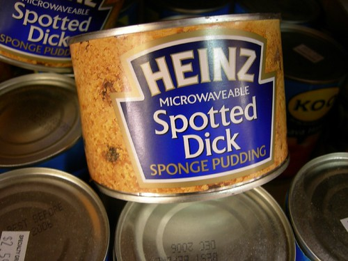 Spotted Dick....lip smackin goood! by Lee Nachtigal