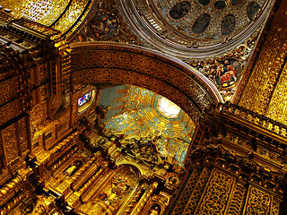golden chapel