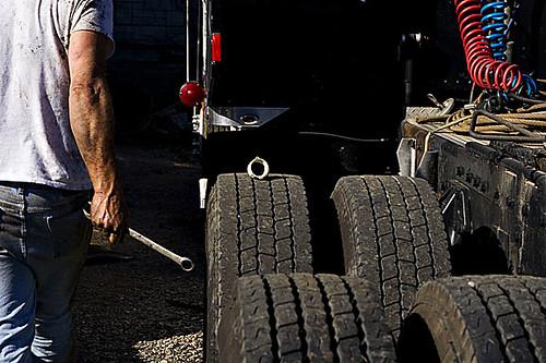 Long-haul trucker