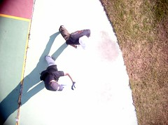 flying kite with my good friend (cyc_jake) Tags: friend dopero rakkoyu