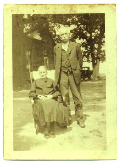 Mr & Mrs. David Witt