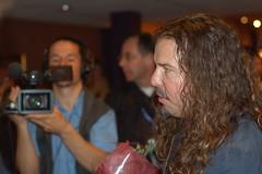 Roko Belic shooting Adrian Belic (Steve Rhodes) Tags: enric sfiff sfiff2006 sfiff06 adrianbelic upcomingevent130983