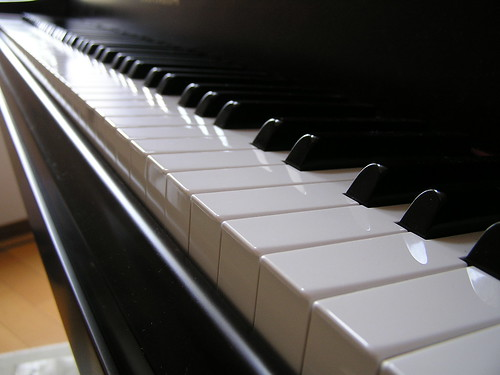 piano by tamaki, on Flickr
