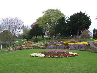 Stapenhill Gardens Burton on Trent