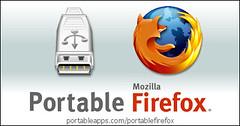 Portable Firefox logo