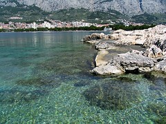 Croatia - Makarska (Sandro Mancuso) Tags: praia beach walking europa europe hiking croatia caminhada croacia makarska