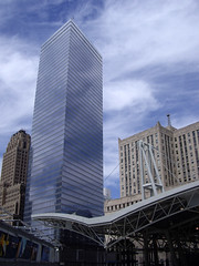 Newly Built 7 WTC by Michael McDonough, on Flickr